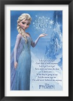 Framed Frozen - Lyrics