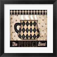 Framed Premium Coffee IV
