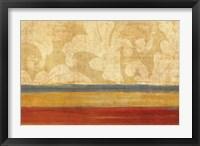Framed Tapestry Stripe