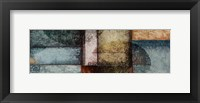 Blue Velvet 2 Framed Print