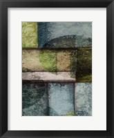 Blue Velvet II Framed Print