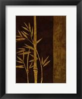 Bamboo 1 Framed Print