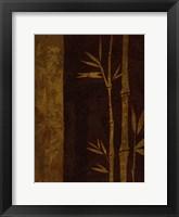 Bamboo 2 Framed Print
