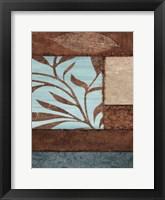 Simple Flow 1 Framed Print