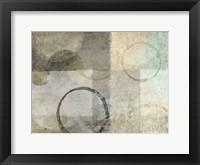 Paradise  Moon 3 Framed Print