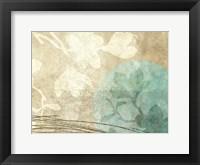 Paradise  Moon 5 Framed Print