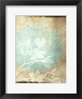 Paradise  Moon 9 Framed Print