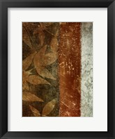Autumn Spice 1 Framed Print