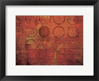 Tiny Bubbles 1 Framed Print