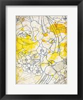 Splash Of Color 1 Framed Print