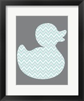 Framed Duck I