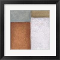 Tile 2 Framed Print