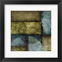 Square1 Framed Print