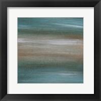 Aqua 2 Framed Print