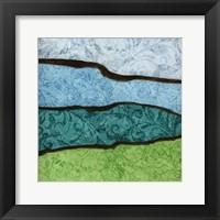 River 2 Framed Print