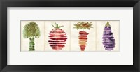 Veggies A Framed Print