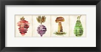 Veggies B Framed Print
