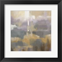 Golden Field I Framed Print