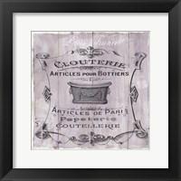 French Bath Framed Print