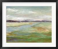 Meadow Stream II Framed Print
