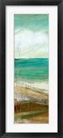 Seafaring I Framed Print