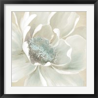 Winter Blooms I Framed Print