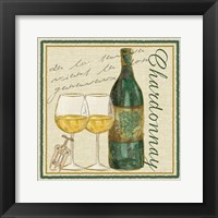 Bottled Bliss IV Framed Print