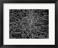 Framed Environs London Black