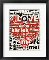 Framed Love Lanquages 1