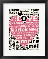 Framed Love Lanquages 2