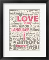 Framed Love Lanquages 4