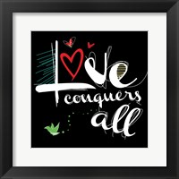 Framed Love Conquers 2