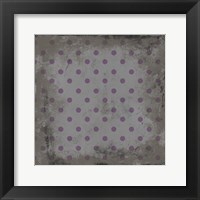 Pattern 3 Framed Print