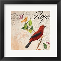Bird 3 Framed Print