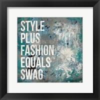 Framed Style 1