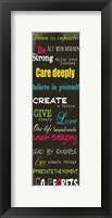 Dream Impossible Framed Print
