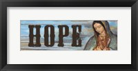 Hope 2 Framed Print