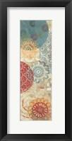 Flora Trance VII Framed Print
