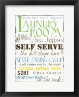 Framed Laundry Room 2