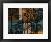 Summer Breeze II Framed Print