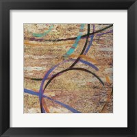 Circle Around II Framed Print