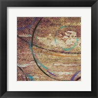 Circle Around I Framed Print