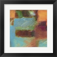Spectrum SQ II Framed Print