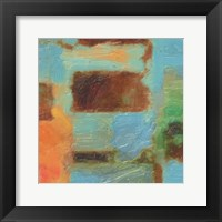 Spectrum SQ III Framed Print