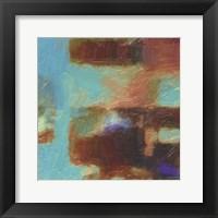 Spectrum SQ IV Framed Print