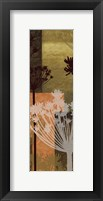 Summer Breeze II Spice 2B Framed Print
