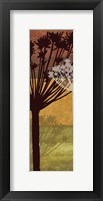 Summer Breeze II Spice 2D Framed Print