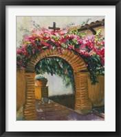 Framed San Juan Capistrano 1