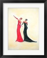 Framed Dancing 'til Midnight