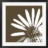 Framed Graphic Flower 2
